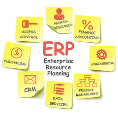 Vector ERP Stickers