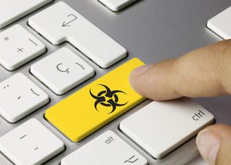 Biohazard. Keyboard