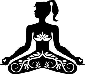 Floral meditation