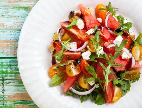 Aluminium Salade Watermelon Salad