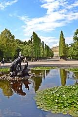 Schlosspark Schönbrunn