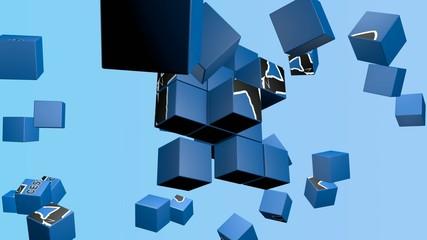 success - cube