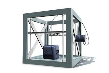 3D print 3d object
