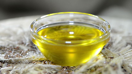 Flaxseed Oil (not loopable)
