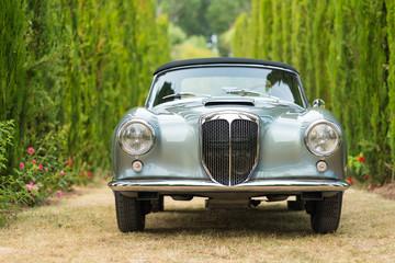 seltenes  oldtimer cabriolet 4