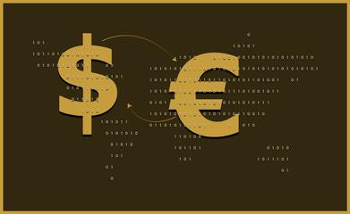 Dolar y euro