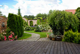 Fototapety ogród