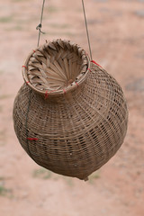 thai bamboo fishing tool