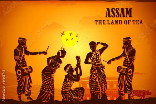 Culture of Assam - 66665745