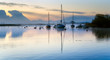 Misty Dawn at Christchurch Quay - 66666758