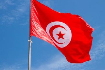 Флаг. Тунис