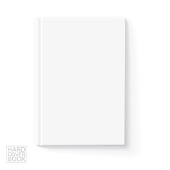 Hard Cover Book Template