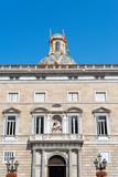Building Generalitat de Catalunya poster