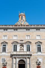 Building Generalitat de Catalunya