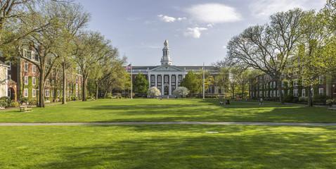 Harvard University in Cambridge, MA, USA