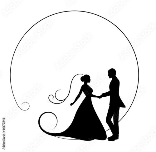 Pair in circle - 66670346