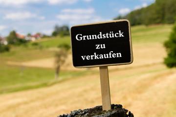Grundstück zu verkaufen ©yvonneweis