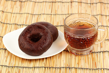 Donut and Tea