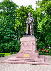 Monument to Barclay de Tolly, Riga, Latvia