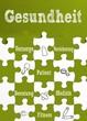 canvas print picture - Thema: Gesundheit / Puzzle