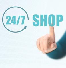 24/7 shop