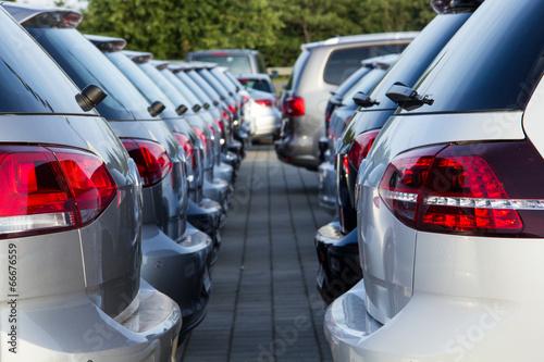 Leinwanddruck Bild Autos