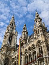 Rathaus, Vienne