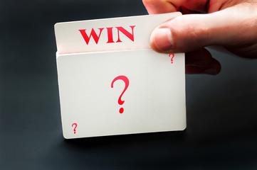 Win card