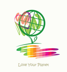 Love Your Planet.