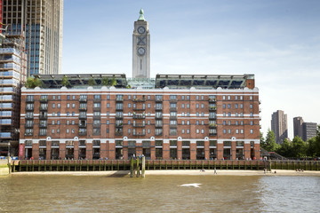 OXO tower at the thames, London