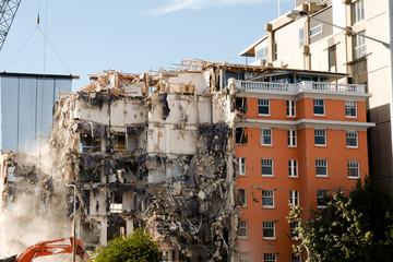 Christchurch Earthquake 2011
