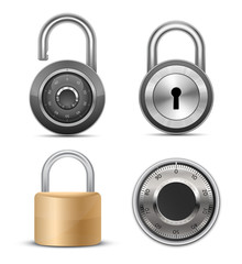 Collection of locks