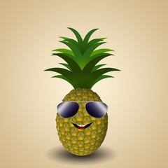 Pineapple for summertime