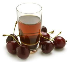 Licor de cereja Cherry liqueur Liquore di ciliegie