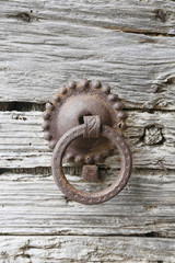 Old door knockers