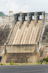 Khundanprakanchon dam, Nakhon Nayok, Thailand