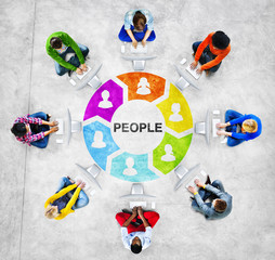 People Social Networking and People Concepts