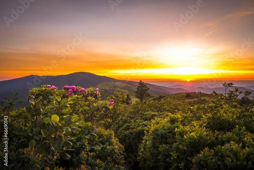 Roan Mountain Sunset © skiserge1
