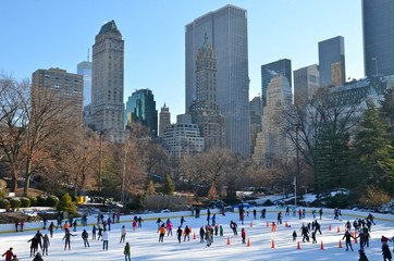 Cristmas in NYC, USA