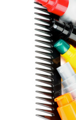 Comb and Hair Styling Products