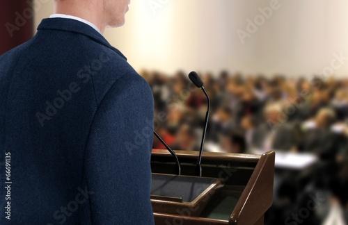 Speaker at Seminar Presentation - 66691135