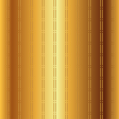 Golden Pattern Checkerboard background