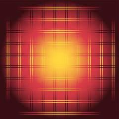Red and yellow chessboard or checkerboard background