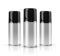 sprays with clipping path