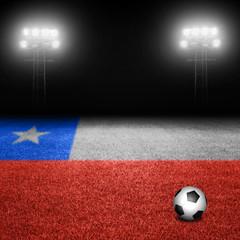 Chilean Soccer Field