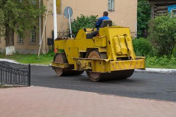 Дорожный каток