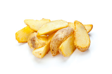 Fresh roast potatoes