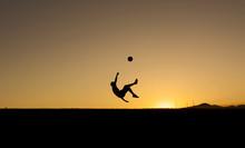 Podczas gry w piłkę