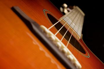 western guitar soundhole