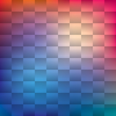 Abstract vector background, color gradient, geometry